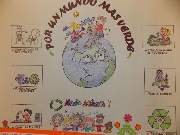 Afiches Relacionados Al Medio Ambiente | MEJOR CONJUNTO DE FRASES