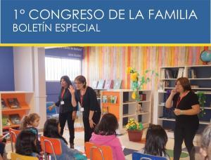 BOLETÍN CONGRESO DE LA FAMILIA