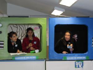 CANAL NADIE TV DE BIBLIOCRA Y CREADORAS DE MAGIA
